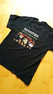 Scooter T-Shirt Größe M Jumping