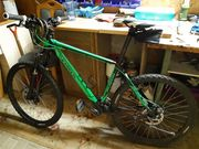 Mountainbike Thompson Fusion 26 Zoll