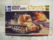 Fujimi Modellbausatz Panzerjäger I mit