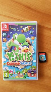 Yoshi s Crafted World - Nintendo