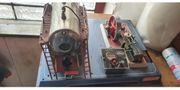Dampfmaschine defekt