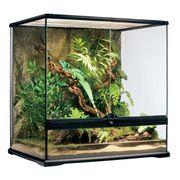 Exo Terrarium- Hochterrarium - mit Lampenkasten