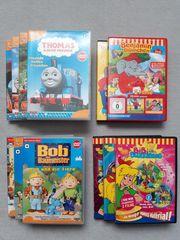12tlg Kinder DVDs Kinderfilme Bibi