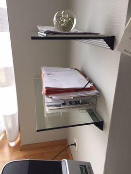 Sonstige Wohnzimmereinrichtung - Glaskonsolen aus Sicherheitsglas