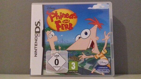 NINTENDO DS Phineas und Ferb