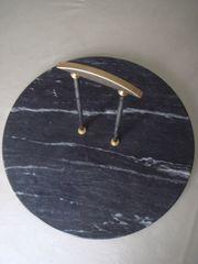 Marmorplatte Käseplatte Servierplatte Marmor mit