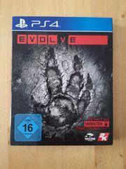 Evolve Spiel PS4
