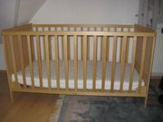 Kinderbett 70x140 cm
