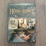 DVD Herr der Ringe Trilogie