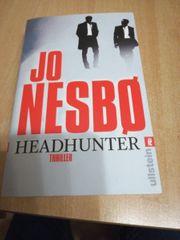 Headhunter thriller