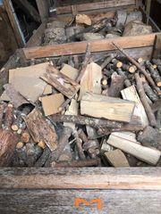 Brennholz ca 15 qm