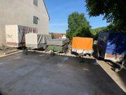 5 x Anhänger- Quad- Stellplatz - Winterlager