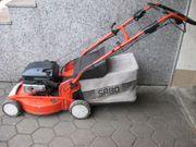 Starker Benzinrasenmäher SABO S 52