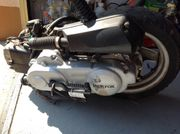 Jack Fox Rollermotor 50 ccm