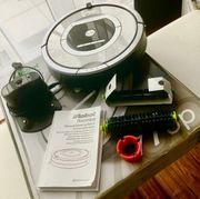 iRobot Roomba 776p Staubsaugroboter