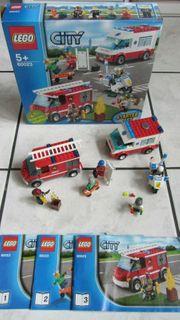 LEGO 60023 LEGO City Starter