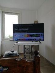 Samsung Curved TV 1 38cm
