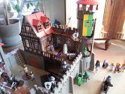 Playmobil Ritterburg aus den 90er