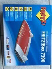 Fritzbox 7390 zu verkaufen