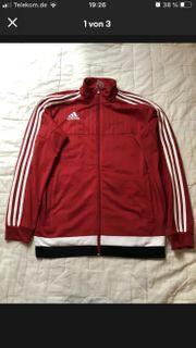Adidas Herren Jacke Trainingsjacke Gr