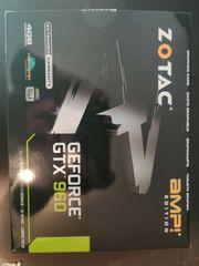 GTX 960 Zotac AMP