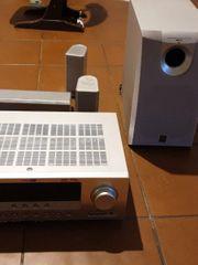 Yamaha AV Reciever HTR-6030 inkl