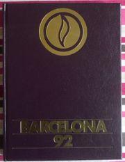 Geschenkband Sommerparalympics Barcelona 1992 - Das