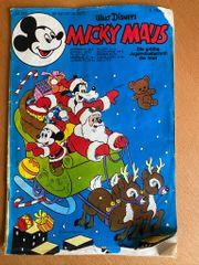 Micky Maus Heft Nr 52