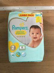 Pampers Grösse 2 Jumbo Pack