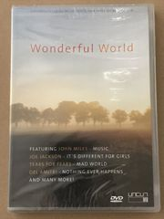 Wonderful World Musik Videos DVD NEU