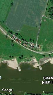 Ferienhaus direkt an der Elbe