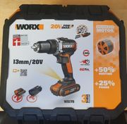 Worx WX175 20V Akku - Bohrschrauber
