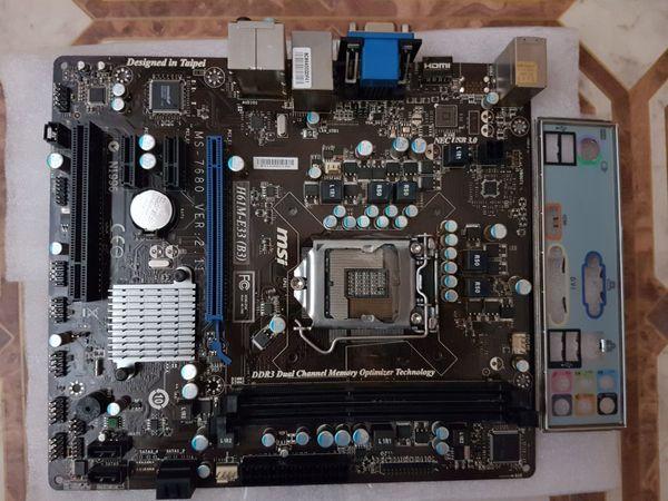 MSI H61M-E33 B3 MS-7680 Ver2
