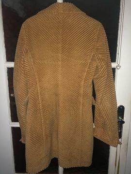 Damenbekleidung - Kurzmantel Cordmantel Mantel Gr 34