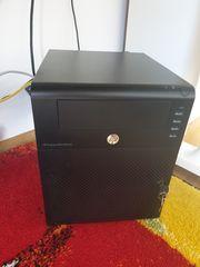 HP ProLiant N40L 8GB RAM