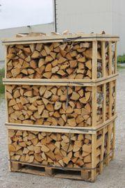 Brennholz Kaminholz Feuerholz Holz ofenfertig