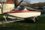 Sportboot Motorboot Helwig Triton mit