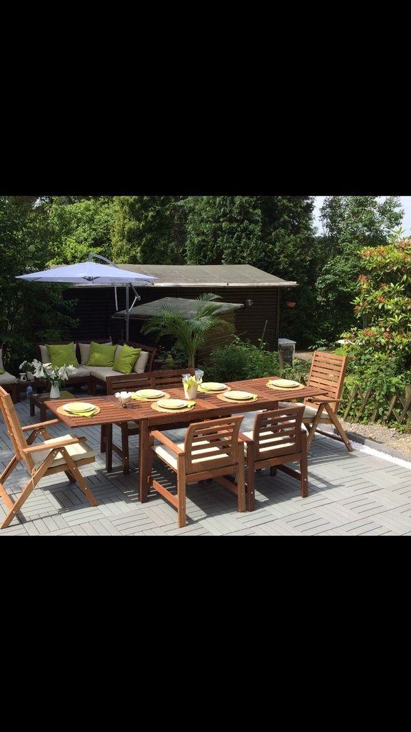 Ikea Äpplarö Gartenmöbel in Wuppertal - kaufen und verkaufen über ...