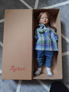 Bild 4 - Standpuppen Puppen Sammlerpuppen - Ammerbuch