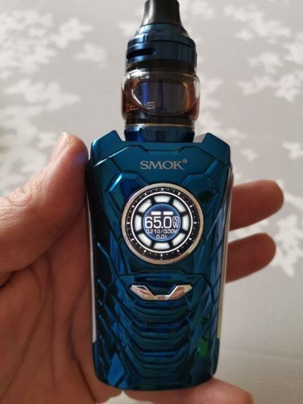 E-Zigarette Smok i-priv mit Zeus