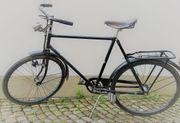 Altes Schweizer Fahrrad Oldtimer Velo
