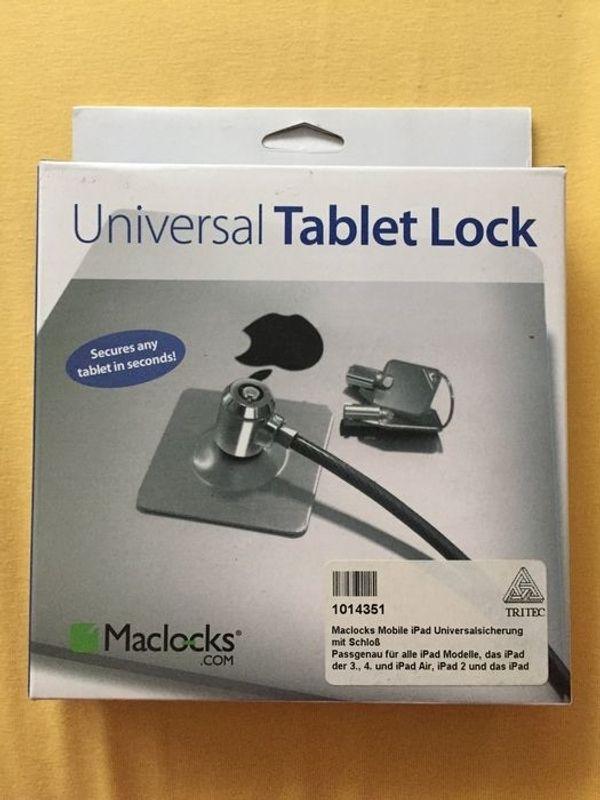 Universal Tablet Lock oder einfach