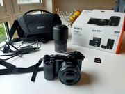 Sony Alpha 6100 Kit Systemkama