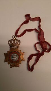Wanderorden Medaille Karl