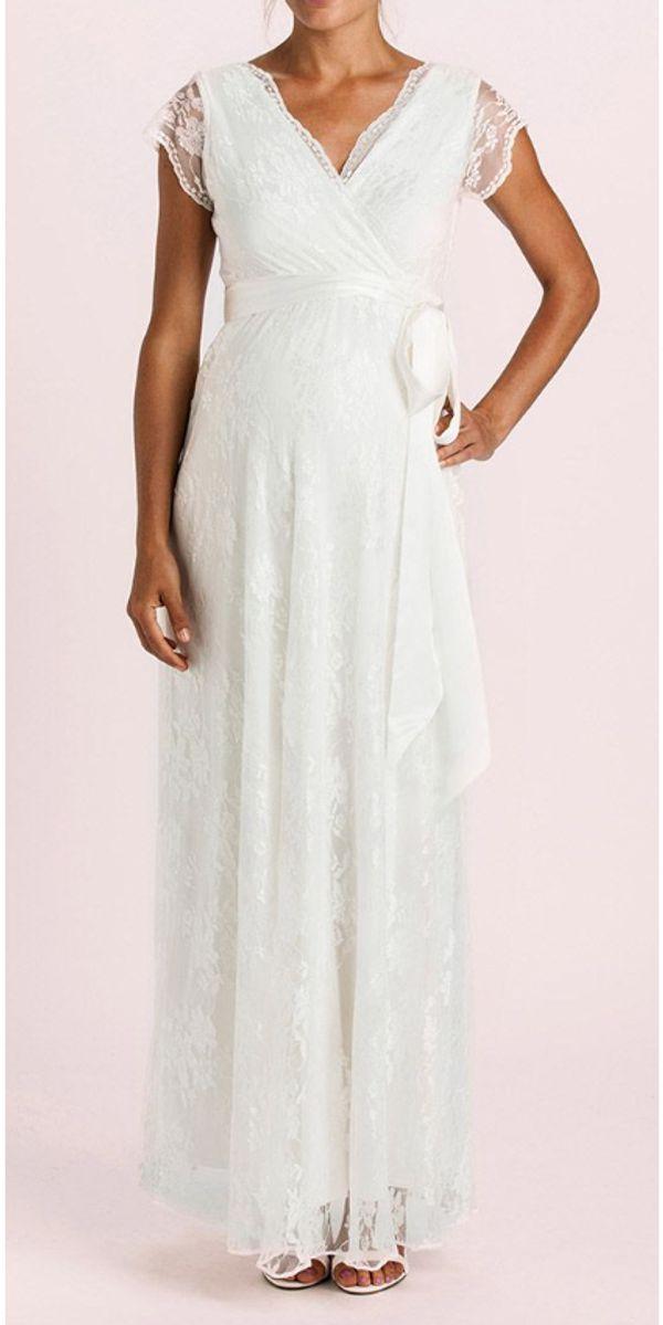 Brautkleid Schwangerschaft günstig gebraucht kaufen - Brautkleid ...