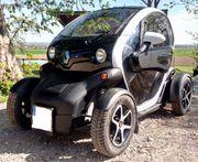 Renault Twizy Technic mit Sonderausstattung