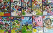 Nintendo Switch Spiele Neu