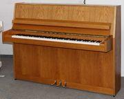 Klavier Fazer 109 Teak satiniert