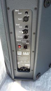 Monitor Aktiv Lautsprecher HK Fast
