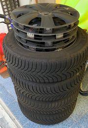 Winterreifen Michelin X-Green Alpin A4 -